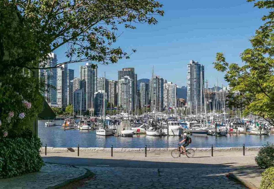 118 - 1869 Spyglass Place, False Creek, Vancouver West