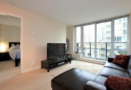 607 - 1088 Richards Street, Yaletown, Vancouver West
